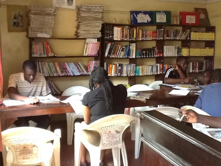 Mwangaza community library