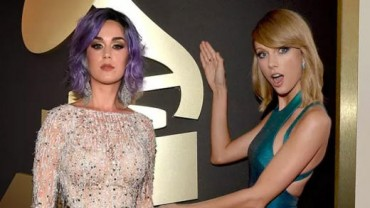 Katy Perry Says She's Open to Collaborating With Taylor Swift 'If She Says Sorry'